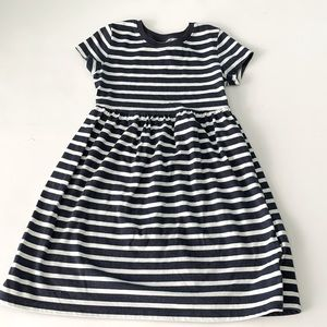 🌼3/$20 Old Navy Blue Stripes Dress